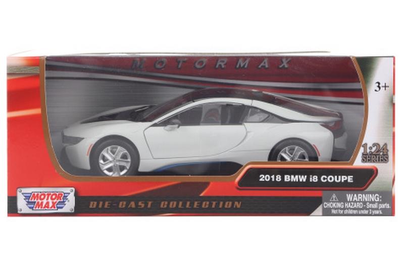 1:24 bmw i8 coupe