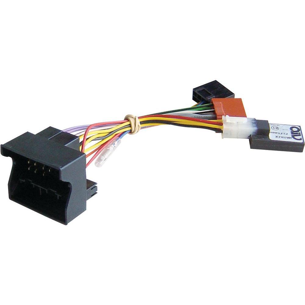 Adaptér bmw / mb audio 20cd vme9312+nav101