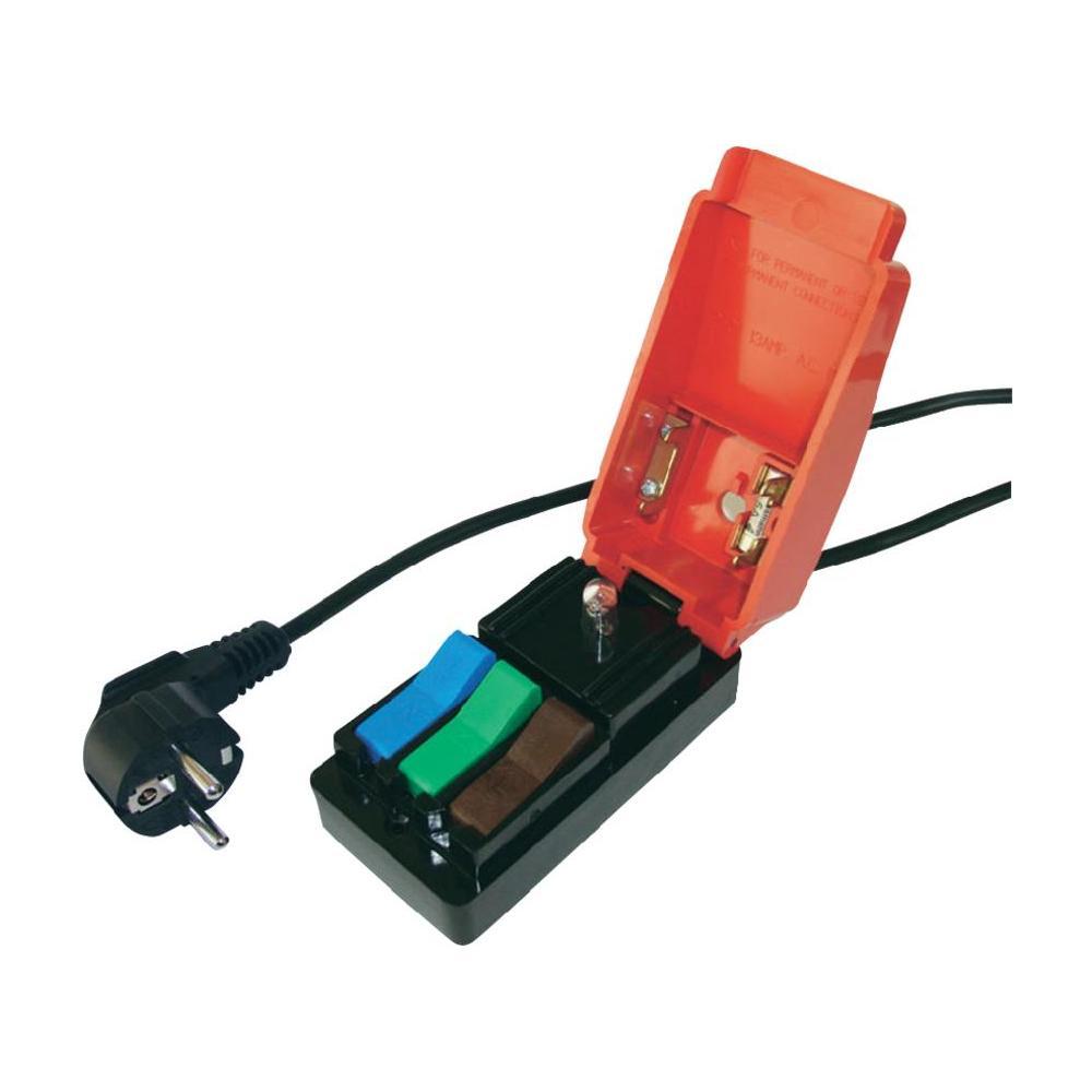 Adaptér pro měření síťového napětí cliff cl1860 euro qt1 assy 1.5