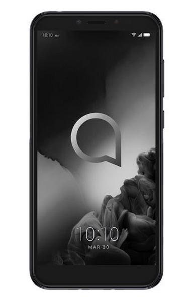 Alcatel 1s metallic black (5024d)