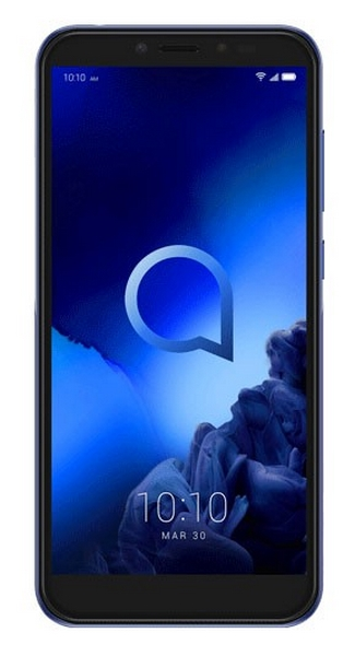 Alcatel 1s metallic blue (5024d)
