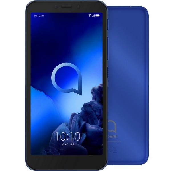 Alcatel 1v metallic blue (5001d)