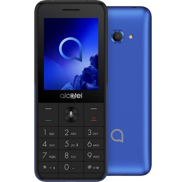 Alcatel 3088x metallic blue