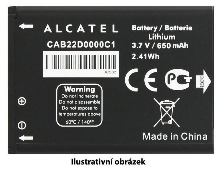 Alcatel onetouch baterie 1500mah pixi 4 (4034)