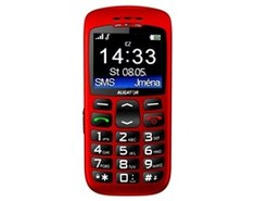 Aligator A670 Senior Red