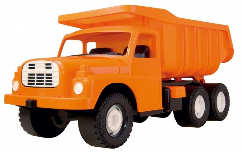 Auto tatra t 148 plast 73 cm - oranžová