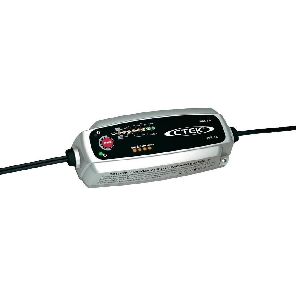 Automatická nabíječka autobaterií ctek mxs 5.0