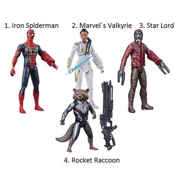 Avengers 30cm figurka titan hero