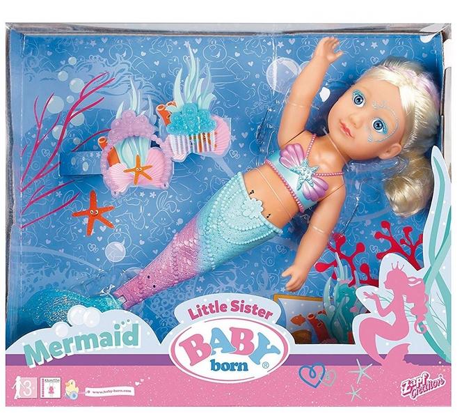 Baby born® mořská víla, 36cm