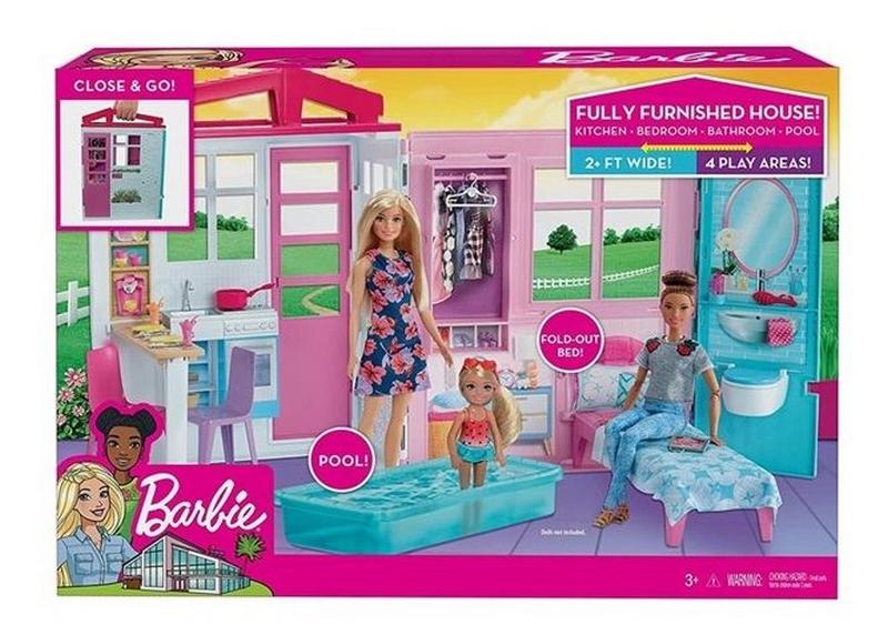 Barbie dům