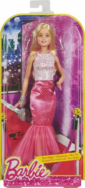 Barbie večerní šaty