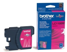 Brother LC-1100M - inkoust magenta