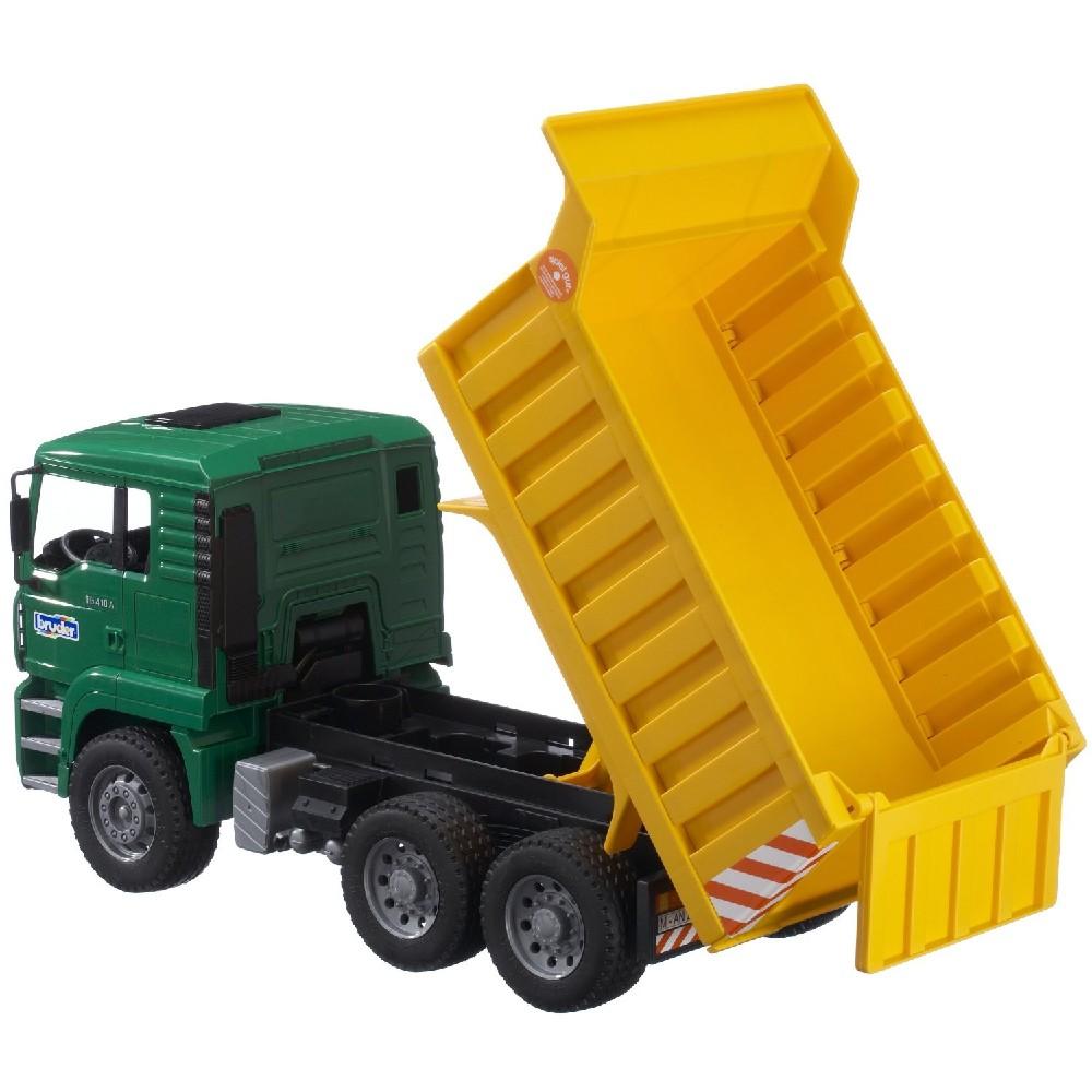 Bruder 2765 nákladní auto man - sklápěč