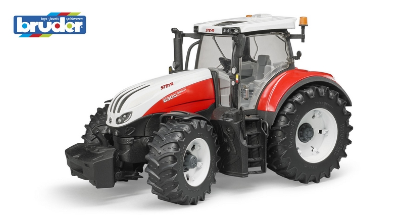 Bruder 3180 traktor steyr 6300 terrus