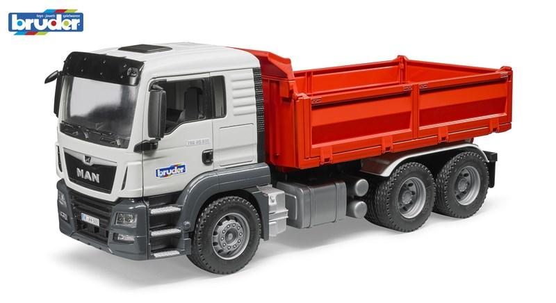 Bruder 3765 nákladní auto man tgs sklápěč
