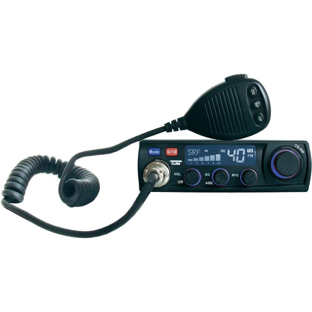 Cb radiostanice/vysílačka ts-6m 6690 Team Electronic