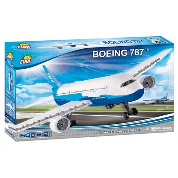 Cobi 26600 boeing 787 dreamliner, 600 kostek, 2 fig