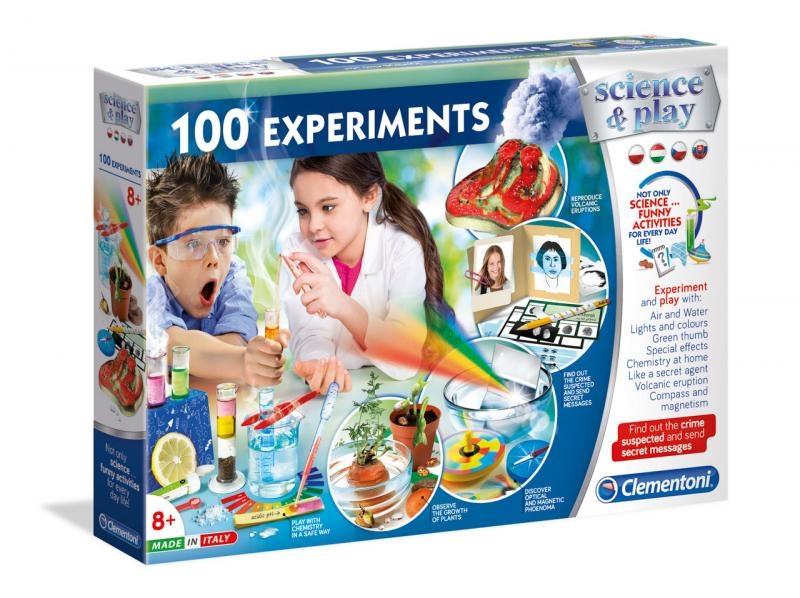 Dětská laboratoř - 100 vědeckých experimentů