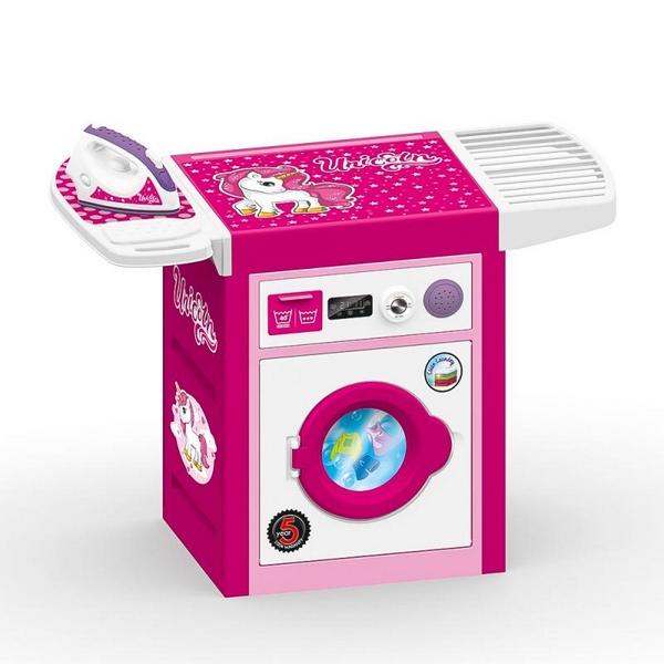 Dětská pračka, jednorožec
