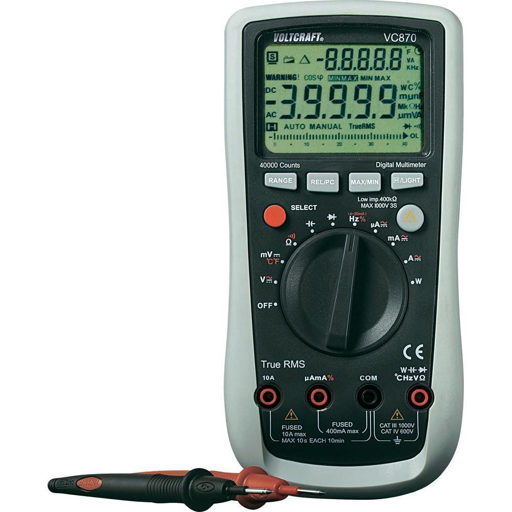 Digitální multimetr vc870