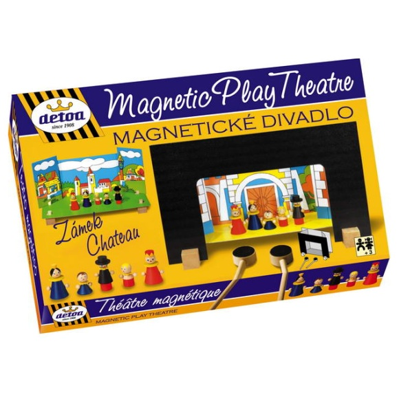 Divadlo magnetické hrad