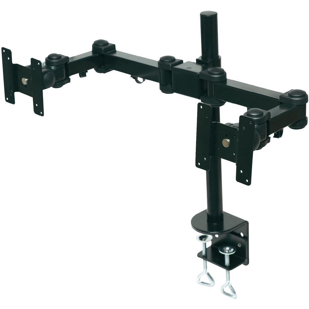 Držák manhattan lcd monitoru pro 2 monitory, 30,48 cm - 56 cm,…