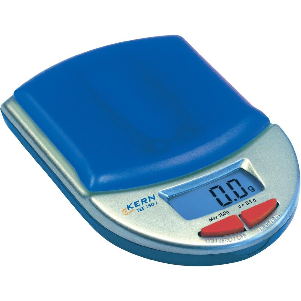 Elektronická kapesní váha tee 150-1
