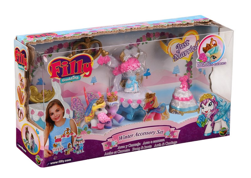 Filly winter, party