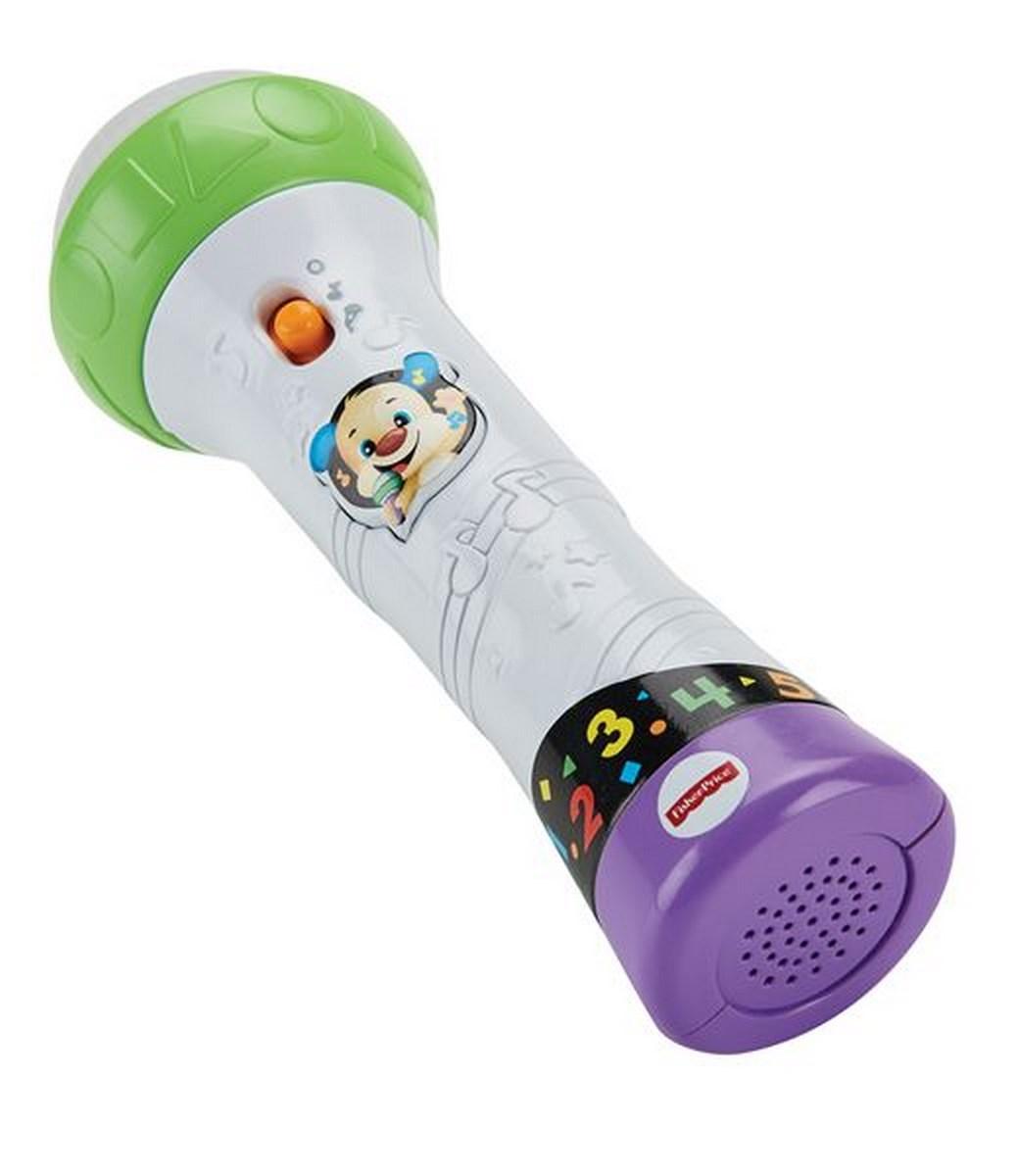 Fisher price mikrofon cz
