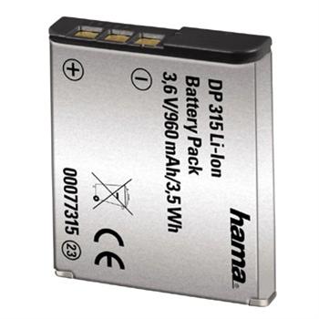 Fotoakumulátor li-ion 3,6 v/950 mah, typ sony np-bg1