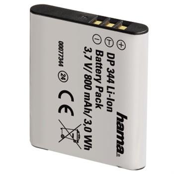 Fotoakumulátor li-ion 3,7 v/850 mah, typ olympus li-50b