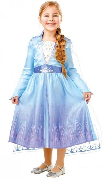 Frozen 2: elsa - classic kostým - vel. S