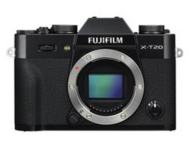 Fujifilm x-t20 black tělo