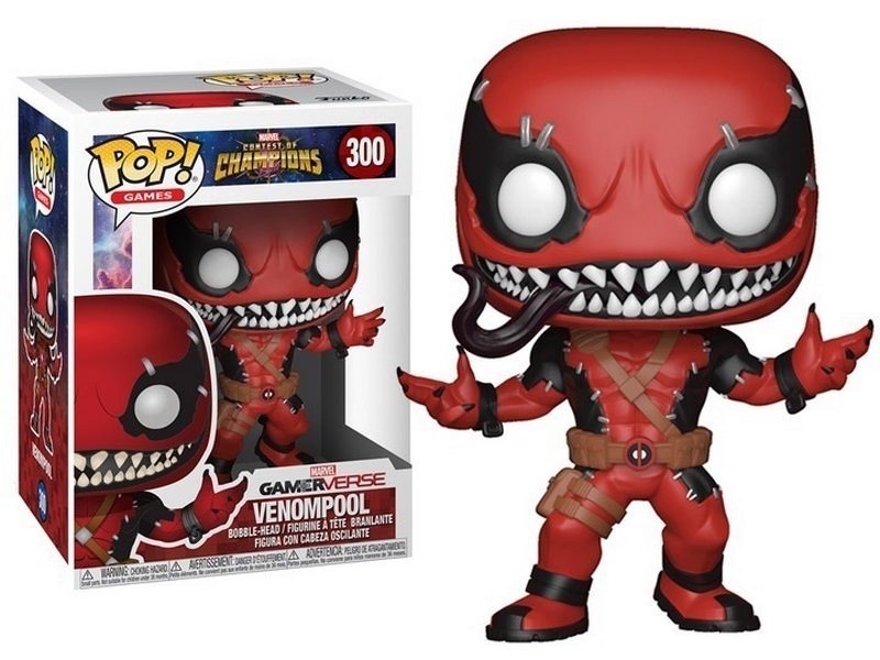 Funko pop marvel: venom - venompool