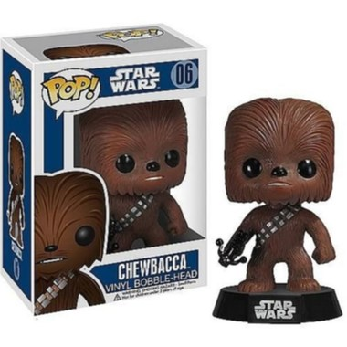 Funko POP Star Wars : Chewbacca