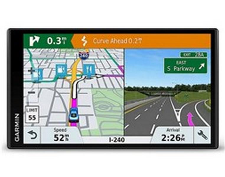 Garmin drivesmart 61t-d lifetime europe45