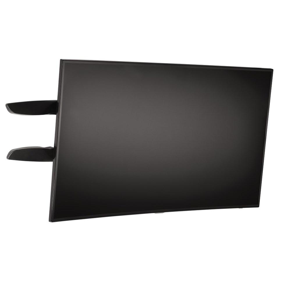 Hama nástěnný držák pro ploché i prohnuté tv, pohyblivý, 600x400,…