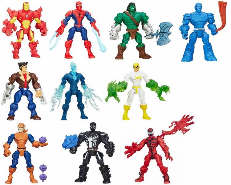Hasbro avengers hero mashers figurky 15 cm