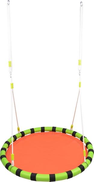 Houpací kruh průměr 100 cm - oranžový