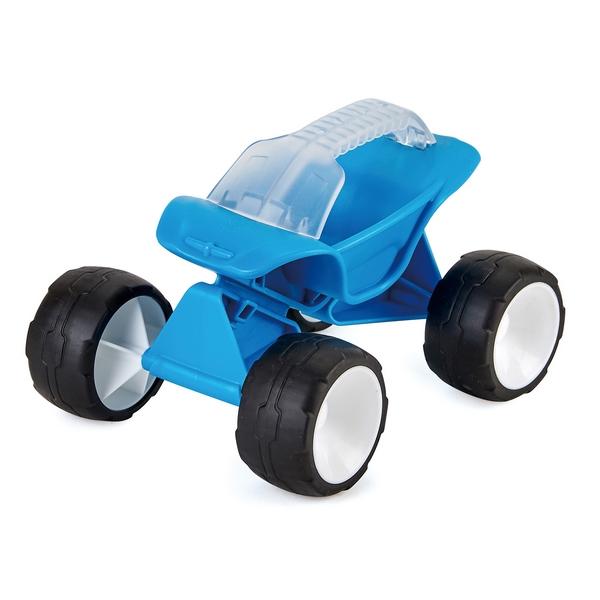 Hračky na písek - bugyna modrá