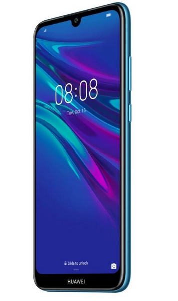 Huawei y6 2019 ds sapphire blue