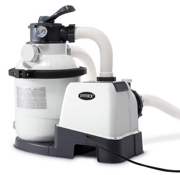 Intex 26644 krystal clear písková filtrace 4 m3/h