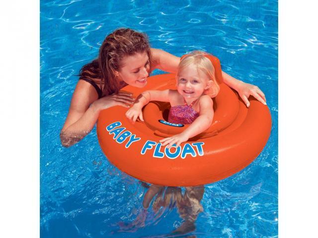 Intex 56588 dětské sedátko do vody od 1 do 2 let
