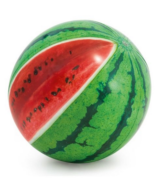 Intex 58075 balón nafukovací meloun 107cm