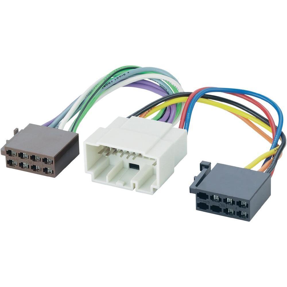 Iso adaptér pro modely honda od 01.99