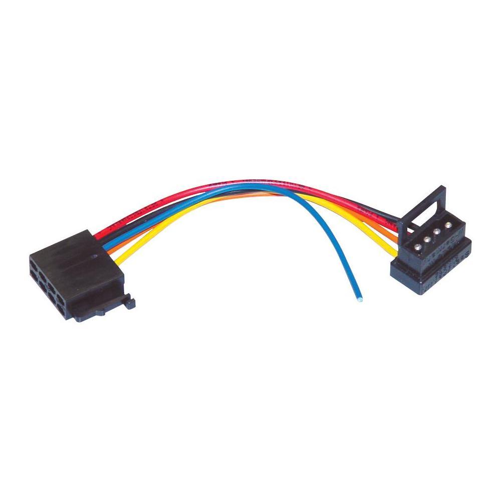 Iso adaptér pro modely mercedes 10.86 až 08.93
