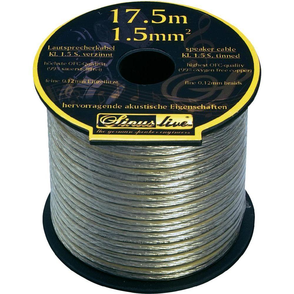 Kabel k reproduktoru sinus live 17,5 m