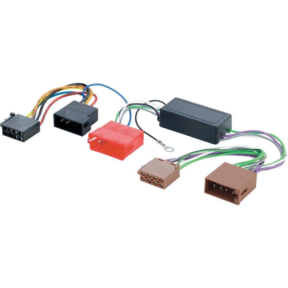 Kabelová koncovka k autorádiu pro audi - aktiv systém