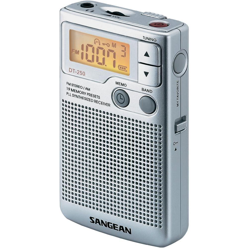 Kapesní rádio sangean dt-250 Sangean