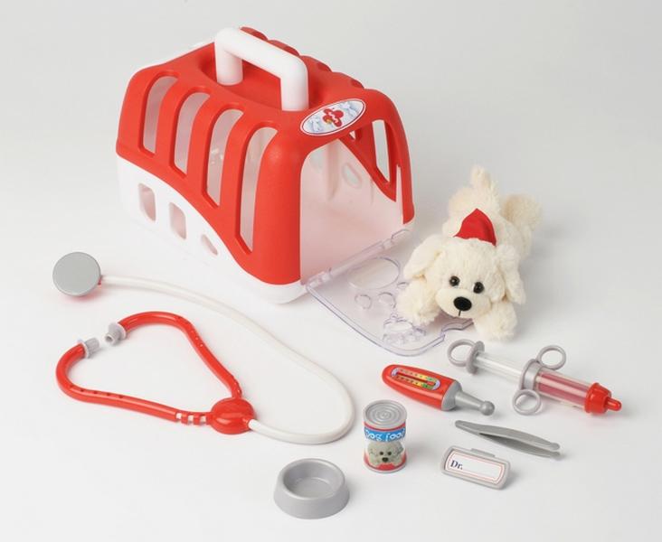 Kufřík pro veterináře s pejskem